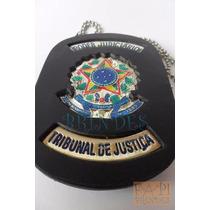 Distintivo Bolachão Do Poder Judiciário Tribunal De Justiça