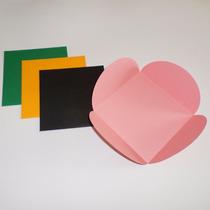 Envelope Para Convite 15x15cm Catavento (30 Und) Color Plus