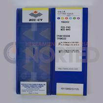 (caja Con 10) Insertos Tpun160308 / Ybg302 Marca Zcc-ct