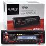 Reproductor Sony Cdx-g1050u Usb/frontal/cd-mp3-wma/4x55w