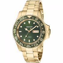 Relógio Magnum Automático Masculino Ma33844g Garantia E Nf