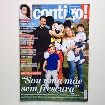Revista Contigo Wanessa Camargo Marina Nery Grazi Massafera