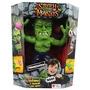 Frankenstein Stretch Strong Monsters Muñeco Que Se Estira !!