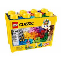 Lego 10698 - Balde Grande De Peças Criativas Lego 790 Peças