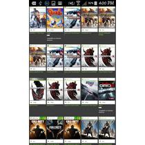 Cuentas Con Juegos De Xbox 360