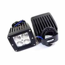 Luces 20w 4 Cree Led Suv Off-road Headlight Flood Driving