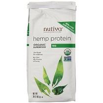 Nutiva Pro530 Hemp Protein Powder 15g Bolsa De 30 Onzas