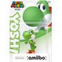 Figura Amiibo Yoshi Super Mario Para Nintendo Original
