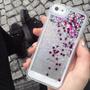 Estuche Case Escarchado Iphone 4 Glitter