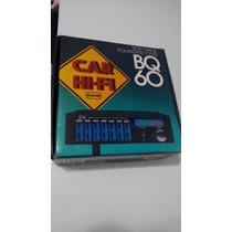 Equalizador Cce Bq60 Novo (pioneer...fosgate)