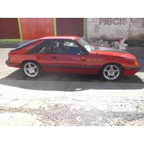 Ford Mustang Fastback Svo 1984 Original Con Equipo Extra
