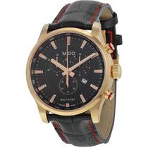 Relógio Mido Multifort M0054173605120 Cronografo Rose Gold