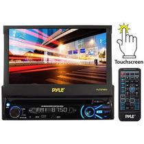 Pyle Audio Plts76du 7 Con Pantalla Táctil Motorizada Desmon