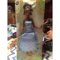 Tiana Princesa Disney Store Muñeca 29 Cm