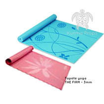 Tapete Yoga, Mat Pilates, Ejercicio Marca The Firm, 3mm