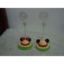 Lembrancinha Maternidade, Aniversário Mickey E Minnie Safari