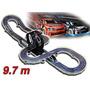 Pista De Carrera Grande 9.7mts Con Sonido Mp3 Luces Kreisel