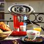 Iperespresso Maquina De Cafe Espresso O Cafetera Illy Roja