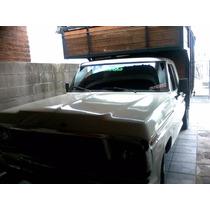 Vendo O Permuto Ford F100 C/caja Mudancera Mod 80 Con Gnc