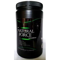 Proteína Para Perro Pitbull Bully The Natural Force Bote 1kg