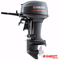 Motor Fuera De Borda Yamaha 40 Hp Nautica Gabott No Powertec