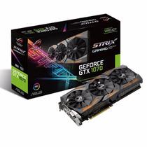 Asus Strix Nvidia Gtx 1070 Rog Strix-gtx1070-8g-gaming