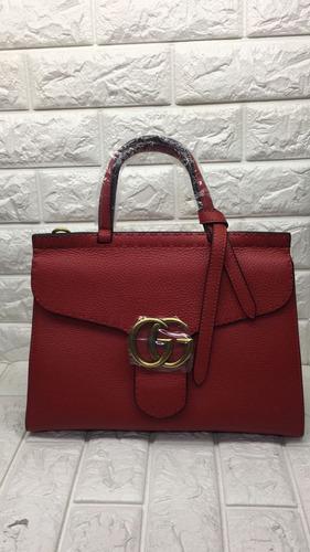 57b39d74e4a09 Bolsa Gucci Linda Pronta Entrega No Brasil - R  2.890,00 em Mercado Livre