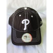 Gorra Beisbol Phillies New Era Ajustable 100%original