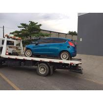 Ford New Fiesta Titanium 1.6 2014 Sucata( Somente Em Peças )