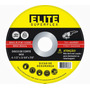 Disco Corte 4 1/2 Corte Aço E Inox 50 Pçs Elite