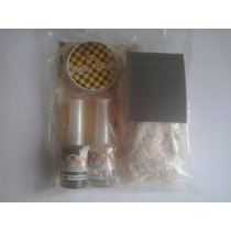 Tinta Prata Switchblade Tapa Riscos Retoque+kit+verniz