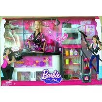 Barbie Que Puede Ser Un Chef De La Televisión De Muñecas Y