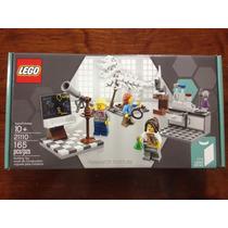 Lego Cuusoo Ideas # 8 Instituto De Investigación # 21110