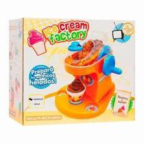 Ice Cream Factory. Fabrica Helados Original Tv. Navidad!!