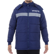 Jaqueta Masculina New Era Bomber Performance Patriots