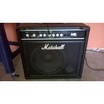 Amplificador Marshall De Bajo