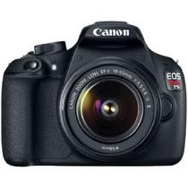Camara Canon Rebel T5/eos 1200d 18mp Lente 18-55mm