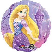 Globo Rapunzel 6 Pzas Medida 18 Pulgadas Para Helio