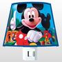Mini Abajur Infantil Mickey 220v