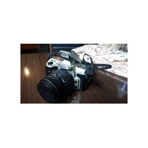 Máquina Fotográfica Profissional Semi-automática Nikon Nova.