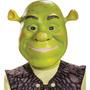 Máscara De Shrek Niño Halloween Accesorios