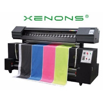 Plotter De Impresión Textil Xenons My1800f