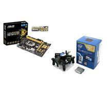 Kit Asus H81m-a/br Lga1150 + Processador Intel Core I3-4170