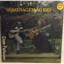 Lp / Vinil Mpb: Duo Potiguar - Homenagem Ao Rio