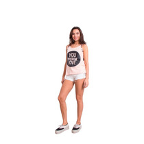 Musculosa Stomp Octane Jeans