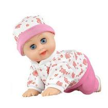 Muñeca Bebé Que Gatea Habla Interactiva Para Niñas