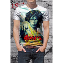 Camiseta Rock The Doors Jim Morrison (cm-063)