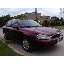 Ford Mondeo 98 Turbo Diesel Clx Full. Impecable