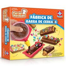 Fábrica De Barra De Cereais Faz De Verdade - Estrela