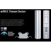 Am-v5g-ti Antena Sectorial Titanium Ubiquiti Alta Ganancia